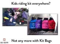 Personalised Kit Bag - Purple